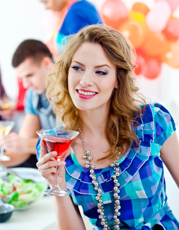 Host a bash for your single friends