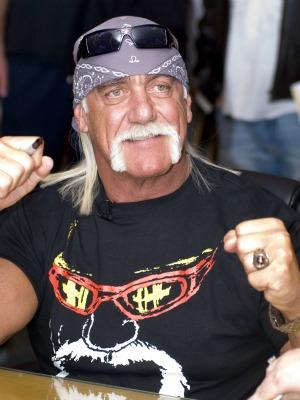 A mustache-less Hulk Hogan?