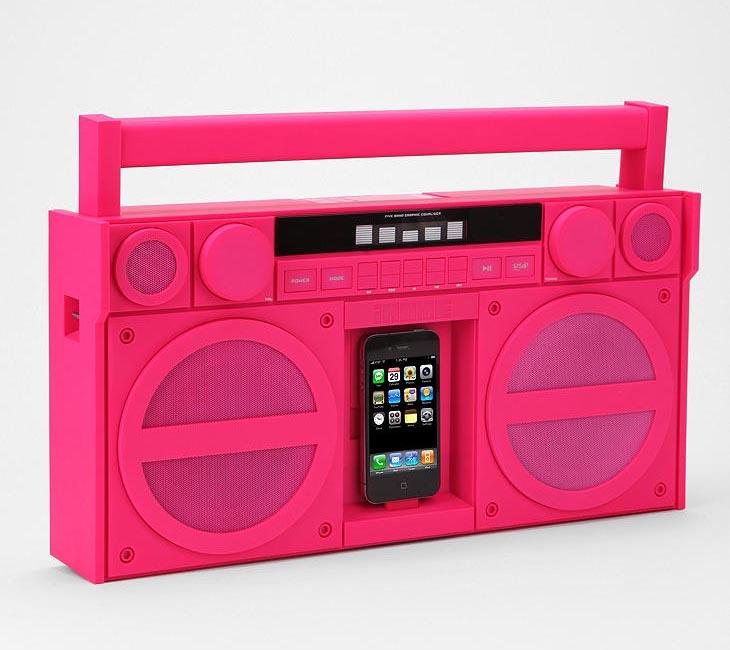 portable FM Stereo Boo...