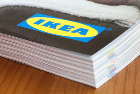 Ikea catalog