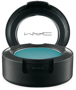 Robin's Egg blue -- Mac eyeshadow