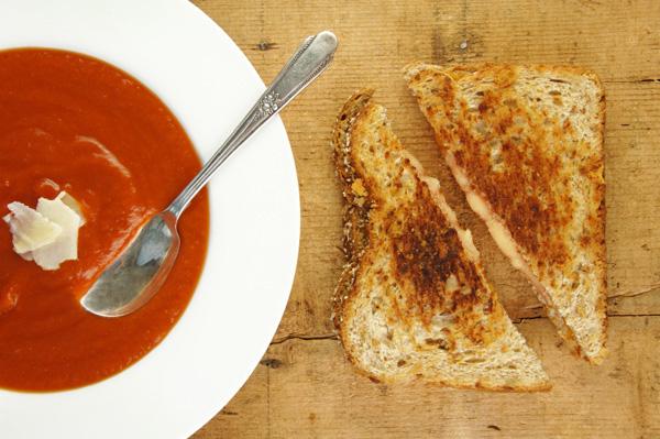 Italian Tomato Soup Italian-style Tomato Soup And