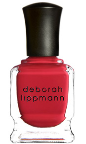 Deborah Lippmann It's Raining Men Nail Polish