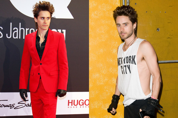 Jared Leto tops GQ's worst dressed list