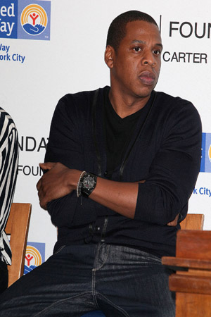 Beyoncé had a miscarriage, Jay-Z says