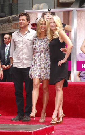 Jennifer Aniston on Chelsea Lately