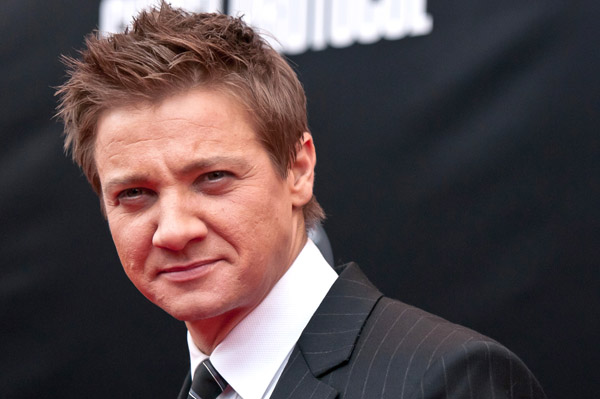 Jeremy Renner's friend attacked with ax