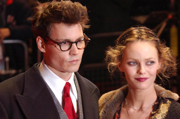 Johnny Depp and Vanessa Paradis might be splitting