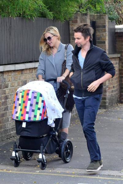 Celebrity Baby Gear - Parents