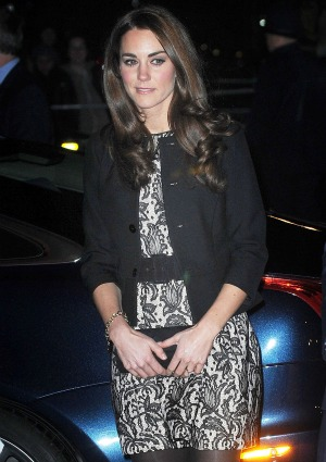 Duchess of Cambridge: Charity choices