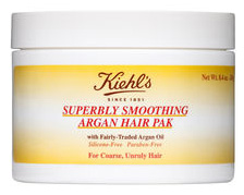 Kiehl's Superbly Smoothing Argan Hair Pak, $25
