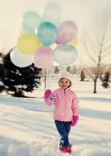 How to Plan a winter party