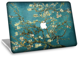 Apple MacBook Air Van Gogh Blossoming Almond Tree skin