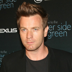 Ewan McGregor at The Darker Side of Green debate