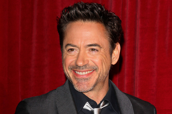 Man Candy Monday: Robert Downey Jr.