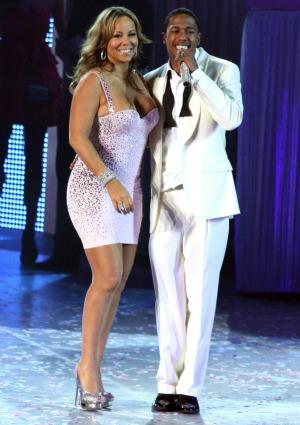 Mariah Carey & Nick Cannon's love fest