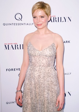 Michelle Williams goes to Mexico