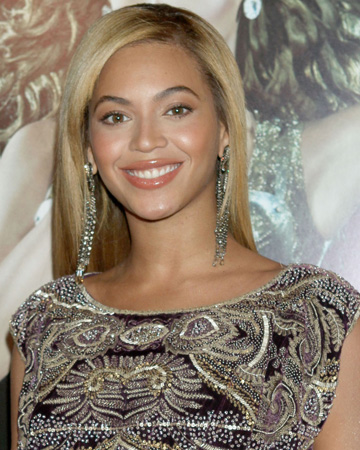 Beyonce -- Monochromatic makeup