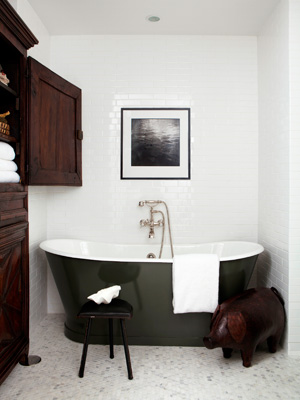Nate Burkus Associates bathroom