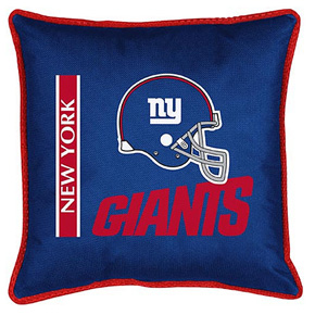 Giants Sideline Pillow
