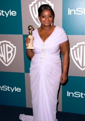 Octavia Spencer talks Oscar fashion plans