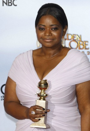 OCTAVIA SPENCER honors Martin Luther King in speech