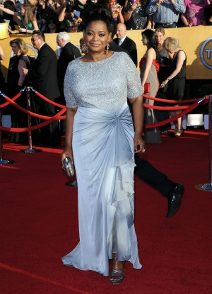 Octavia Spencer's weight woes
