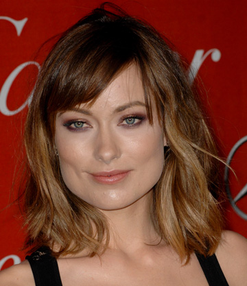 Olivia Wilde's new short hair