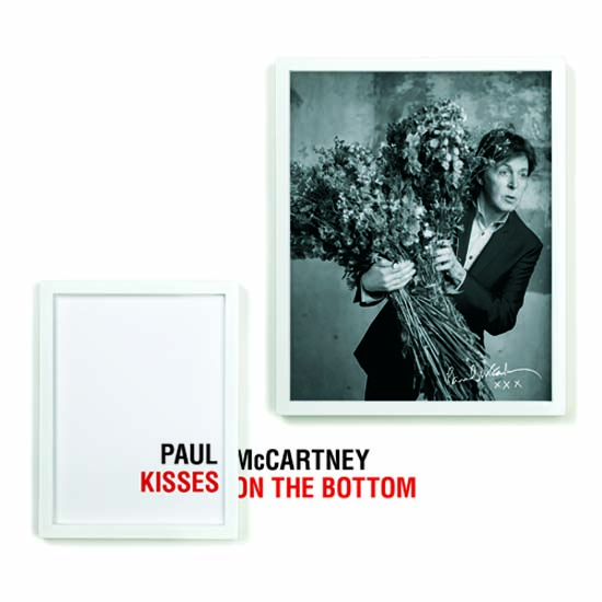 Paul McCartney Kisses on the Bottom album cover