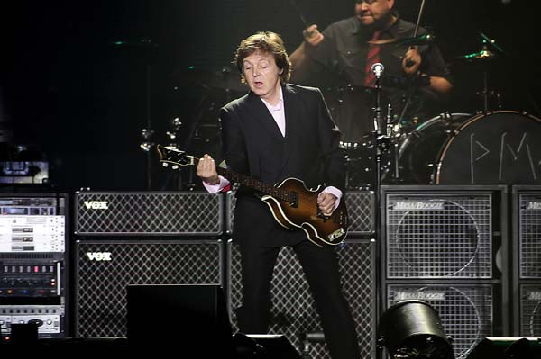 Paul McCartney's new album out on Feb. 7