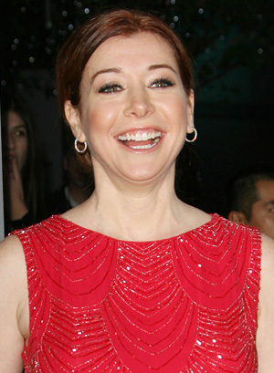 Alyson Hannigan at People's Choice Awards