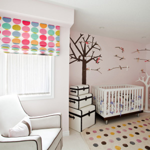 Pinterest inspired nursery ideas