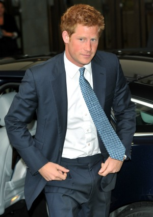 Prince Harry's working vacation