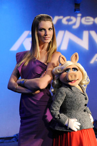 Project Runway -- Miss Piggy