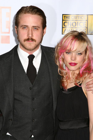 Rachel McAdams talks about her pink hair