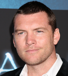Sam Worthington at Avatar premiere