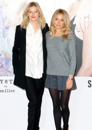 Savannah Miller Sienna Miller