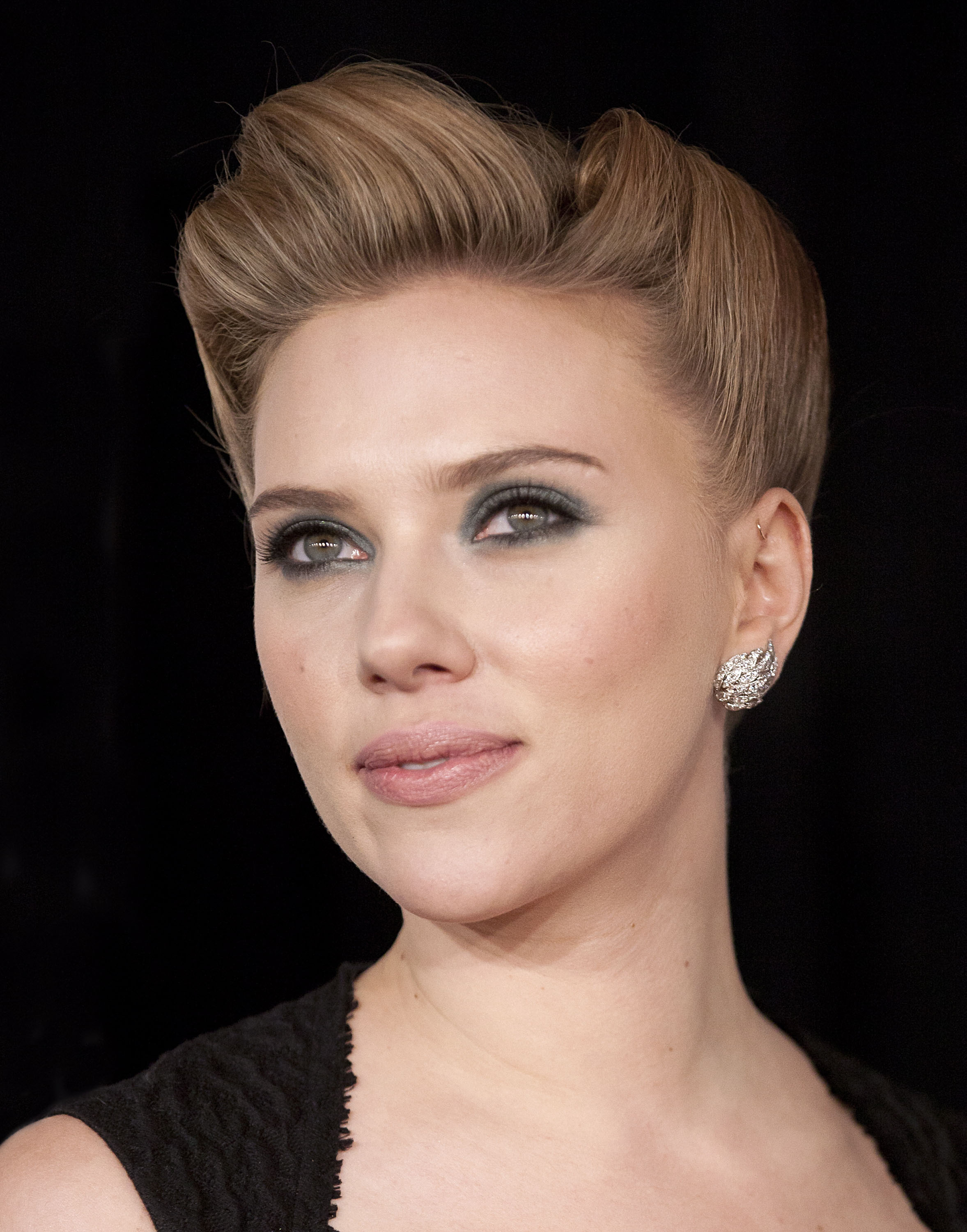 scarlett johansson london