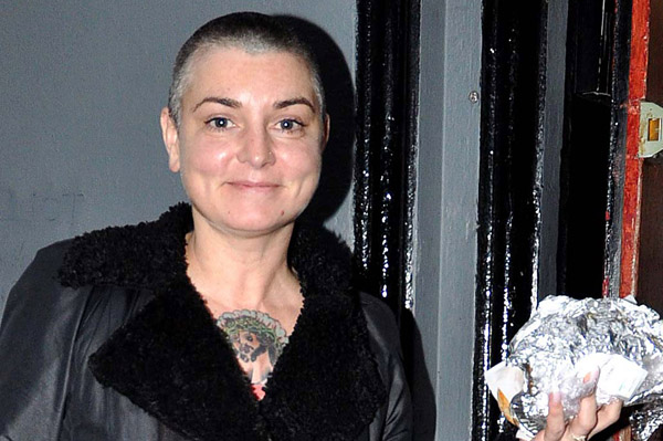 Sinead O'Connor seeking treatment