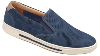 Johnston & Murphy Bowless Slip-Ons