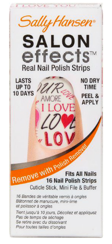 Sally Hansen Salon Effects Nail Polish Strips ($10)