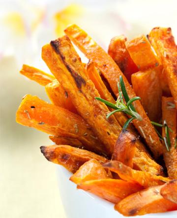 In season now: Sweet potatoes