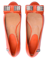 Tangerine Shoes