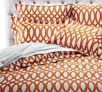 Geo Bedding duvet cover 