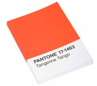 journal from Pantone