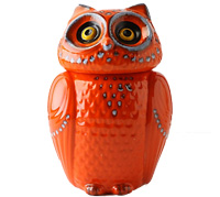 owl canister