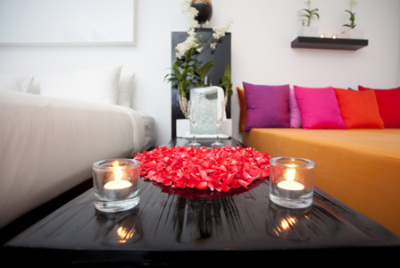 Valentines day decorating ideas interior design decor for Table design for valentines day