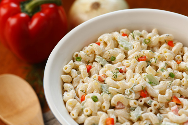 easy macaroni salad recipe vegan pasta salad recipe