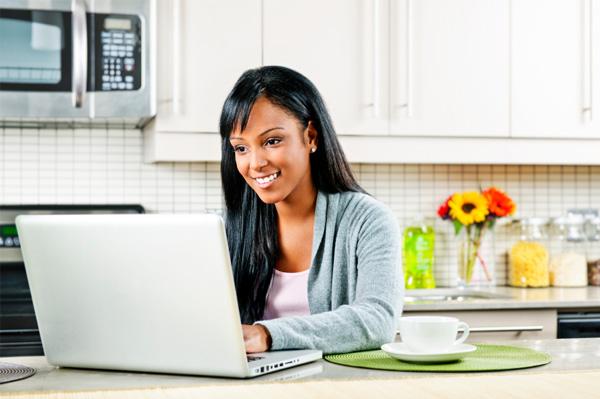 Sharing love online
