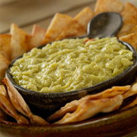 Cilantro jalapeno hummus